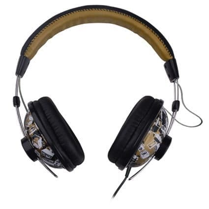 G-Cube Play GHCR-170G Headphone Gold